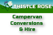 Thistle Rose Campervan Conversions